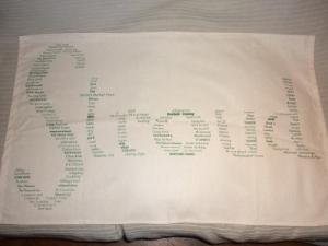 Stroud Tea Towel